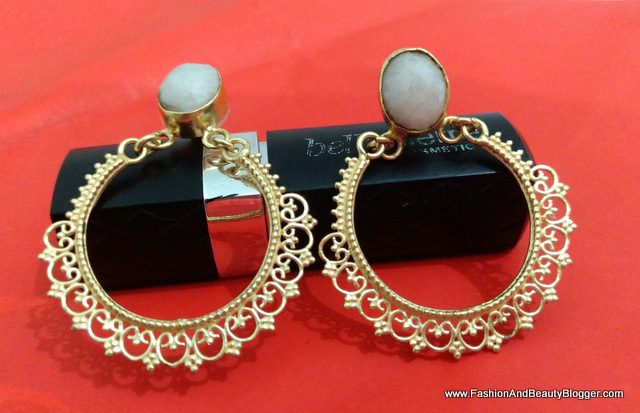 Designer Earings from - Gharaz by Vishakha