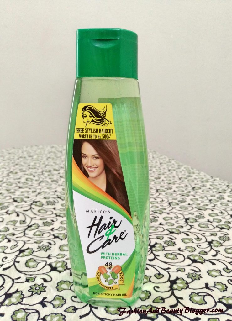 Hair & Care Oil - Get Free Hair Cut with Every Bottle