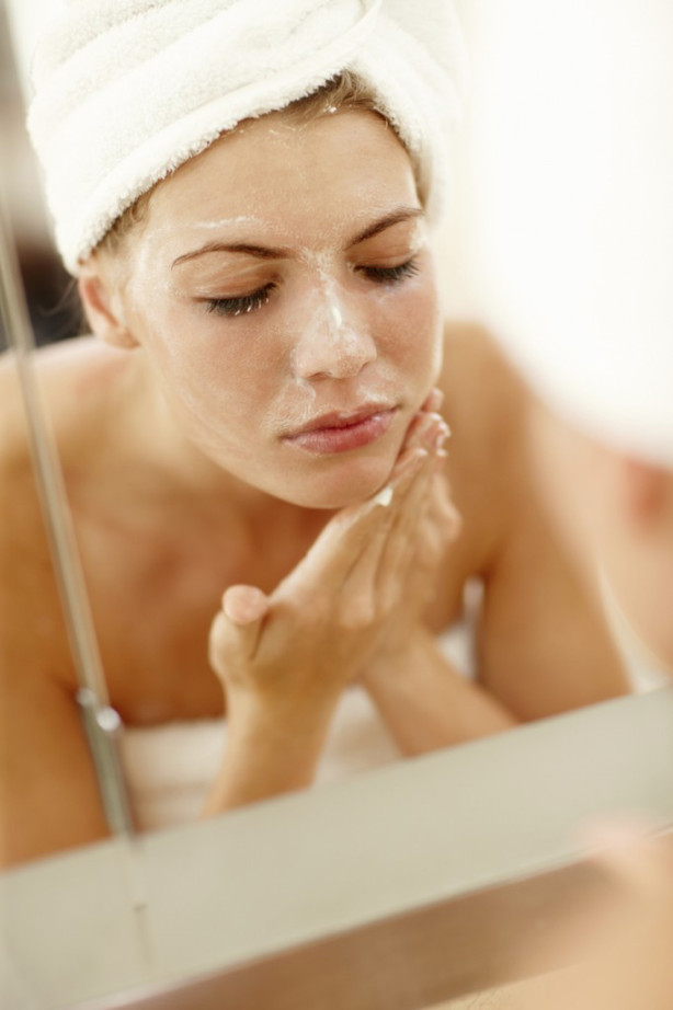 at-home-facial-cleanser