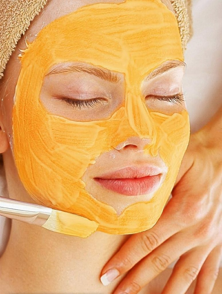 skin-whitening-papaya-face-mask