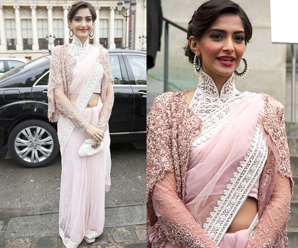 sonam-kapoor-side-sweep-bun