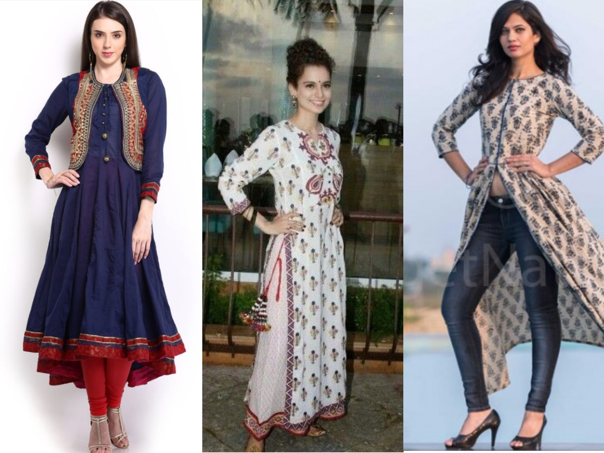 8 Fashionable Kurtis That Every College Girl Should Own