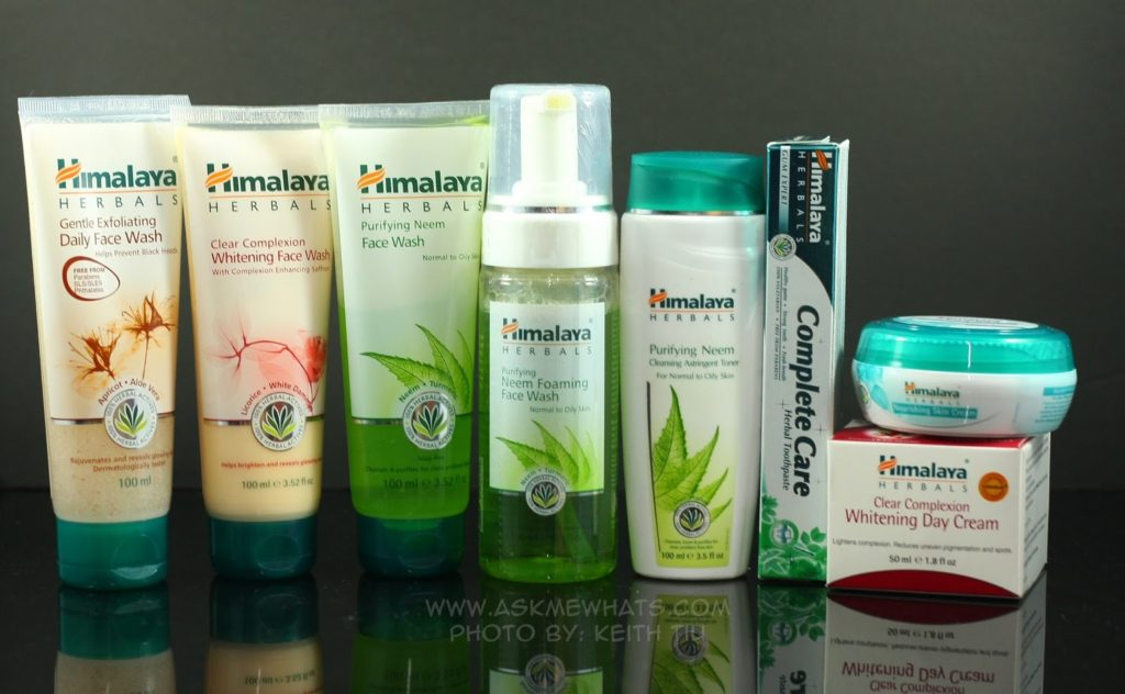 Product of himalaya
