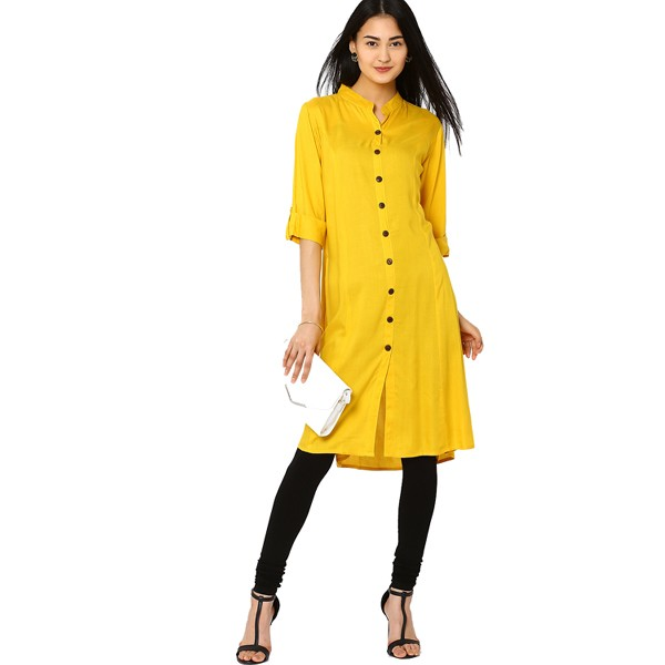 8 Fashionable Kurtis That Every College Girl Should Own ...