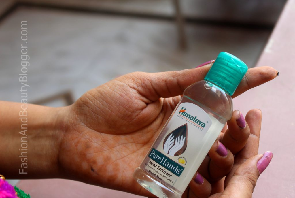 Himalaya PureHands Hand Sanitizer Review