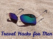 7 Amazing Travel Hacks and Tips for Men, especially for a trip to Beach